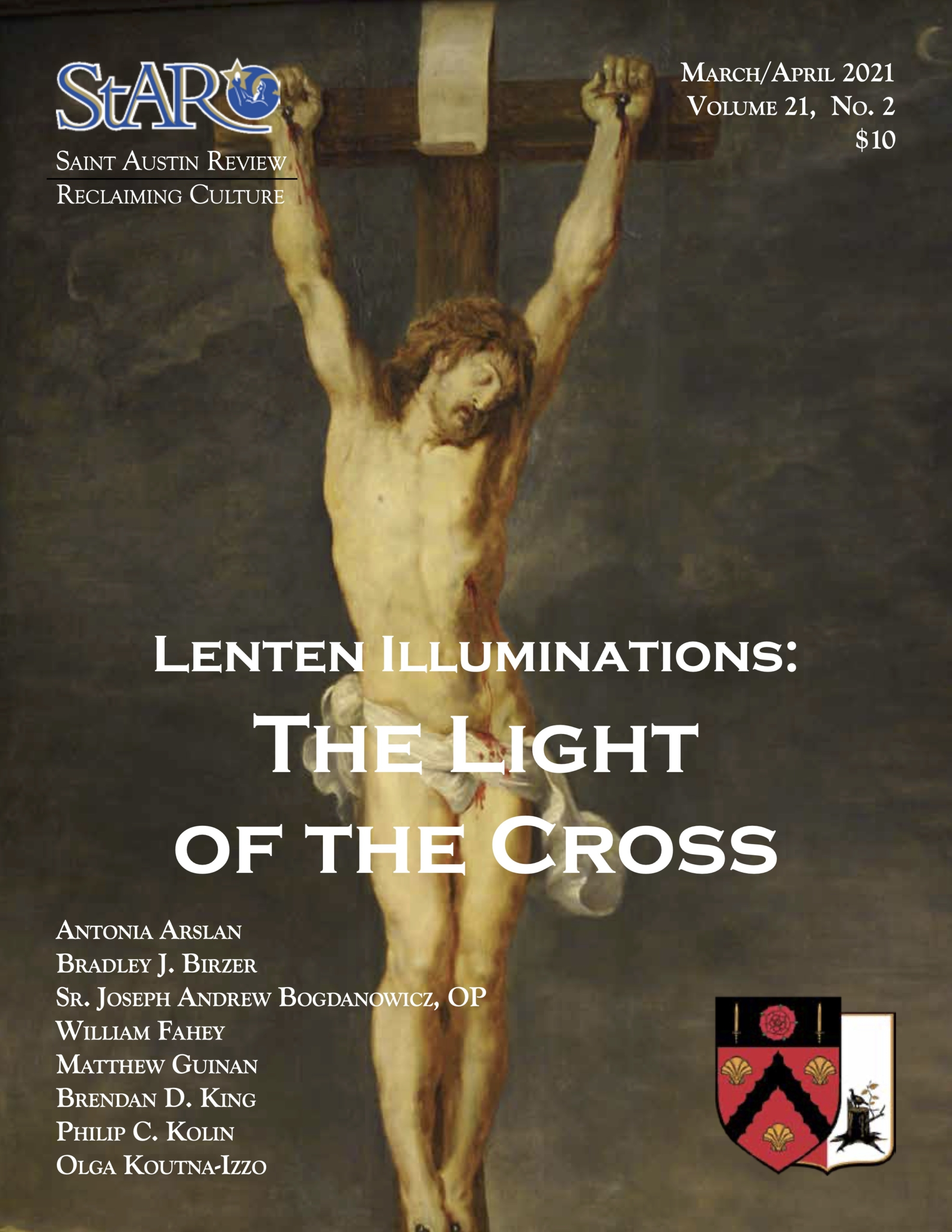 Lenten Illuminations: The Light of the Cross