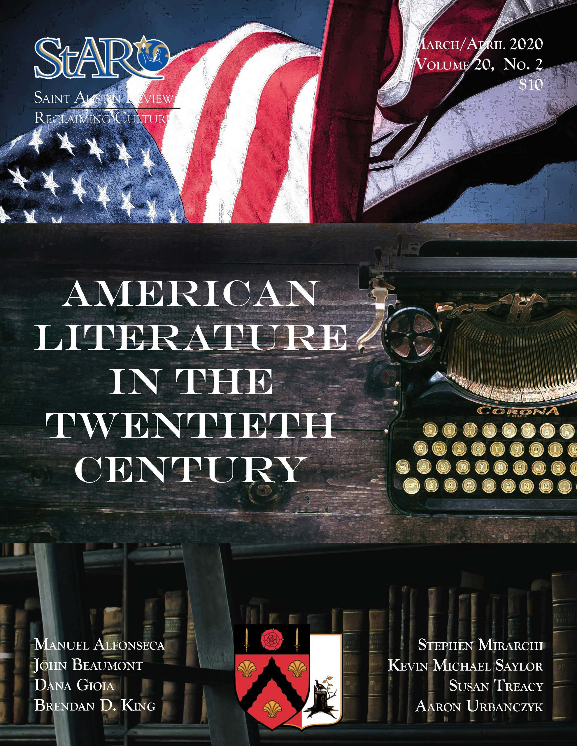 American Literature in the Twentieth Century