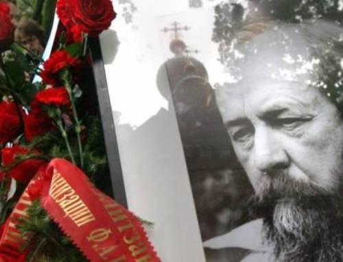 Solzhenitsyn and Western Culture