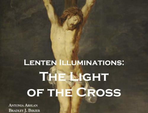 Lenten Illuminations: The Light of the Cross